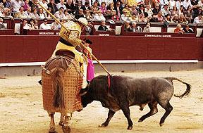 Dos toros para soñar el toreo
