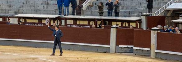 Buena novillada de Fuente Ymbro, pero Madrid