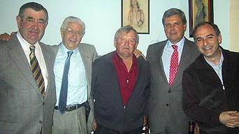 Entrega de premios 2008