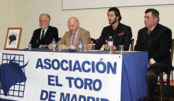 Dr. Máximo García Padrós e Israel Lancho