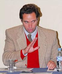 Álvaro Núñez Benjumea. Ganadero