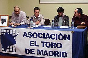 """Pedro Carrero y José Ramón García """"Chechu"""". Novilleros"""