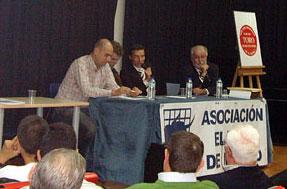 Acto resumen temporada 2008