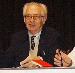 D. Andrés Amorós. Crítico taurino del diario ABC