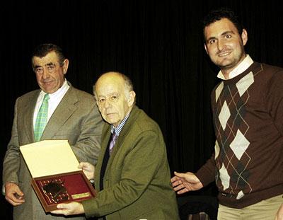 D. Carlos Ilián. Crítico taurino