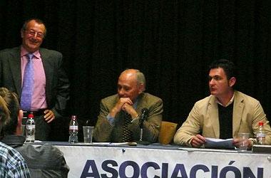 D. José Luis Lozano Martín. Empresario, apoderado y ganadero