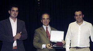 D. Julián Escudero Sánchez, veterinario y ganadero
