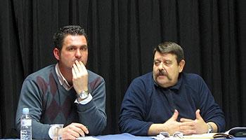 D. Joaquín Monfil Sola. Documentalista taurino y miembro de la As