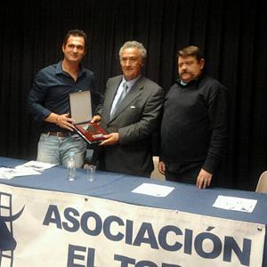 "D. Jaime Guardiola, representante de ""Salvador Guardiola Fantoni"""