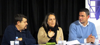 Dª. Paz Domingo. Periodista del diario El País y aficionada tauri