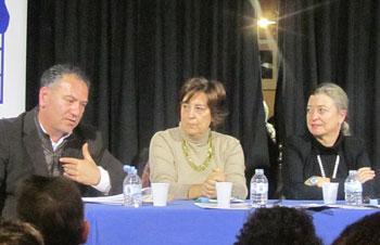 Paloma García Romero y José Luis Bote