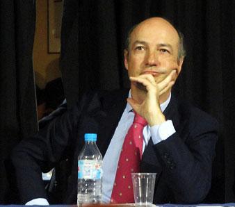 D. Juan Pedro Domecq Morenés. Ganadero