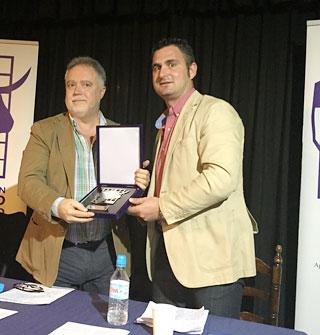 D. Manuel Á. Fernández, Gerente del Centro de Asuntos Taurinos