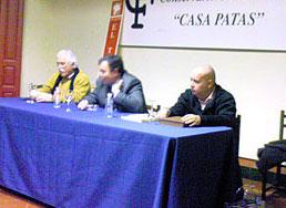 D. José Luís García Sánchez. Portavoz de Asuntos Taurinos del PSO