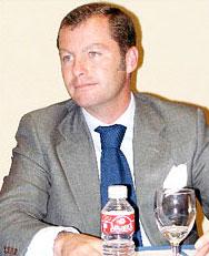 D. Mauricio Soler Escobar. Encaste graciliano. Ganadero