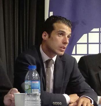 D. Jesús Martínez Barrios, Morenito de Aranda. Torero