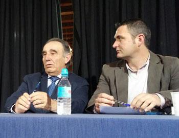 D. Ricardo Gallardo. Ganadero, ganadero de Fuente Ymbro