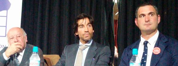 Tertulia con Francisco Díaz Flores, Curro Díaz. Matador de Toros