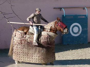 Visita a las ganaderías de Palha y Parladé