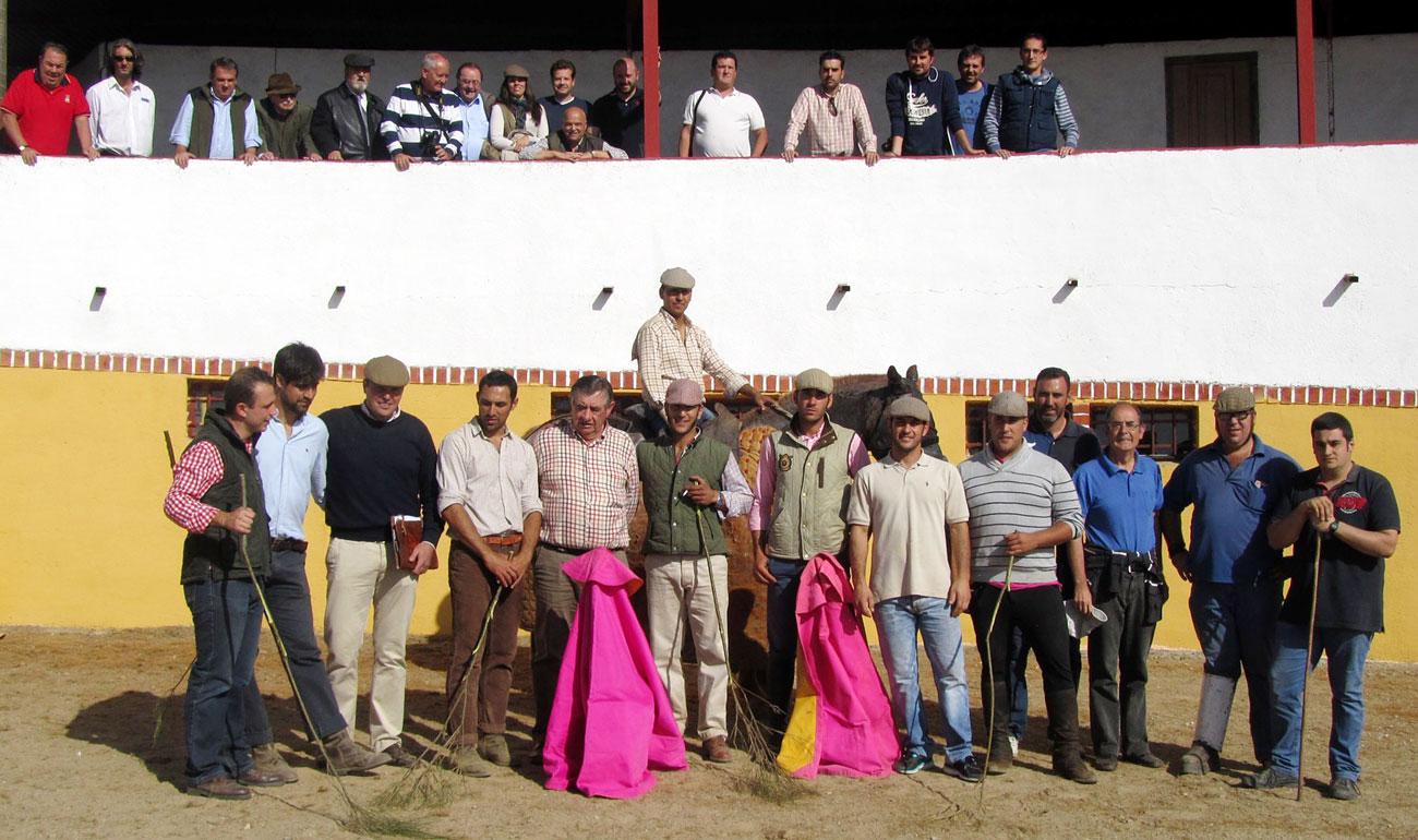 Visita a la ganadería Cabrero y González