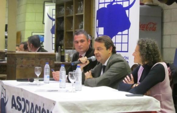 Tertulia con Rafael García Garrido, empresario de Las Ventas