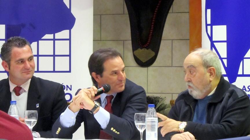 Tertulia con Borja Domecq Noguera, ganadero de Jandilla