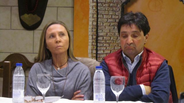 Tertulia con Juan Luis Fraile y Carolina Fraile