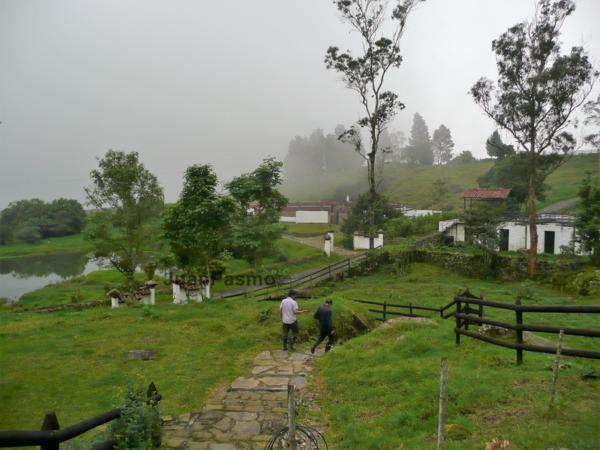 Tentadero en la ganadería Las Ventas del Espíritu Santo