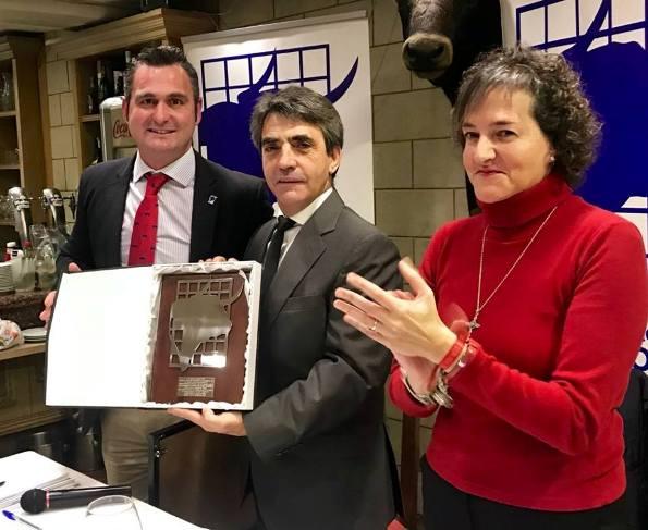 Entrega de premios 2017 y tertulia con Victorino Martín
