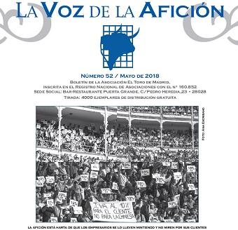 Boletín Nº 52 | Junio 2018