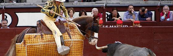 Sí señor, una corrida de toros