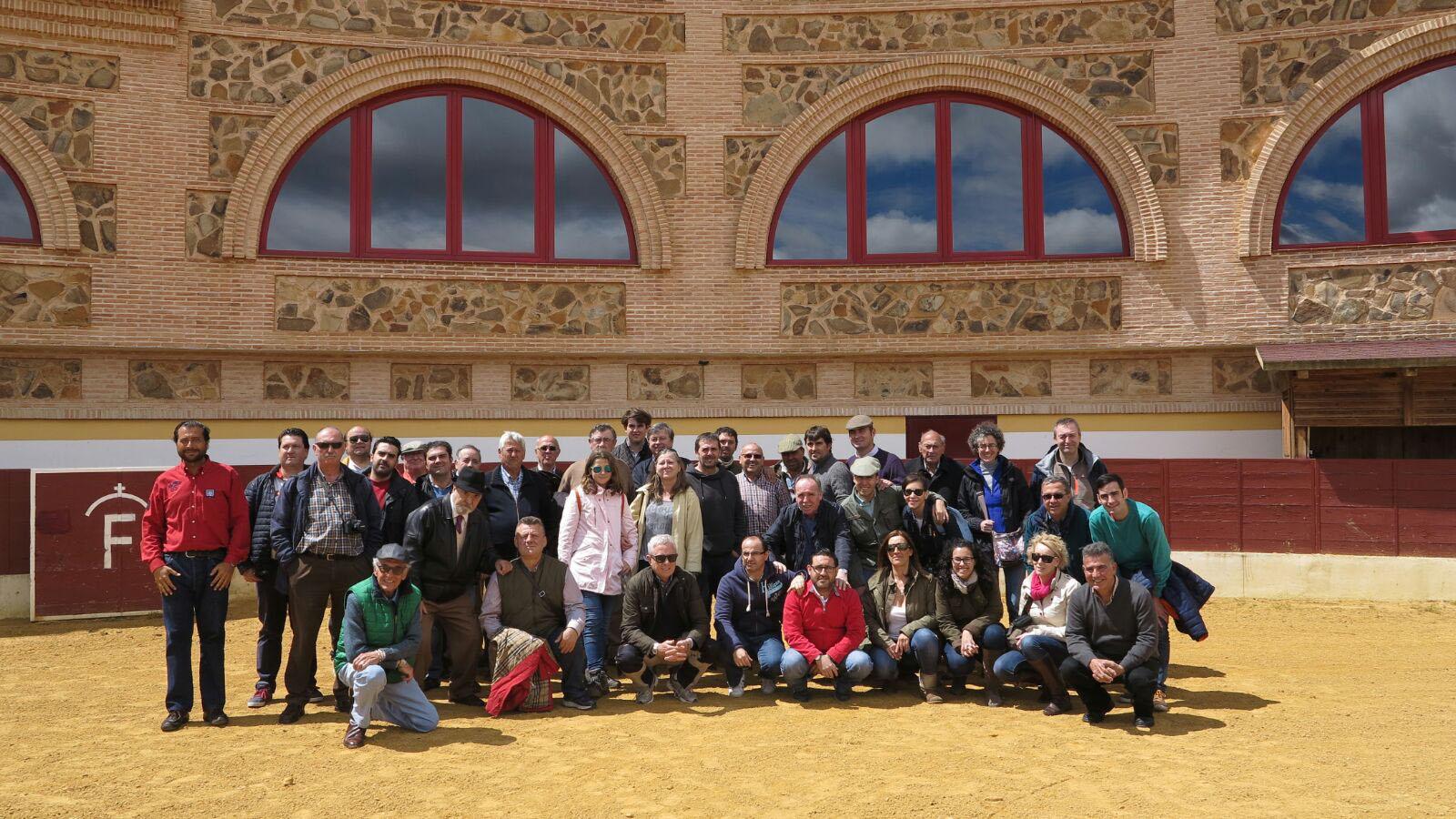 Visita a las ganaderías de El Ventorillo