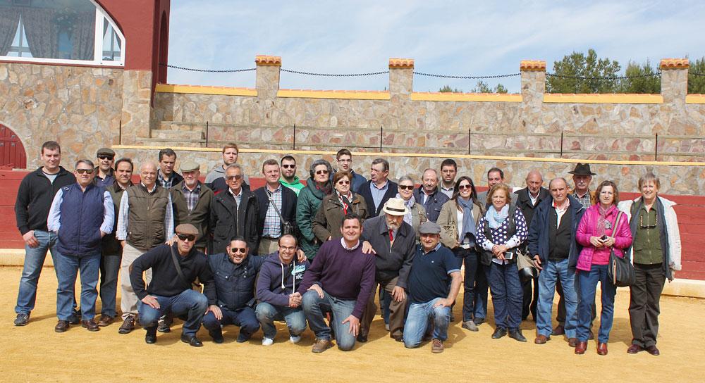 Visita a la ganadería Los Chopes