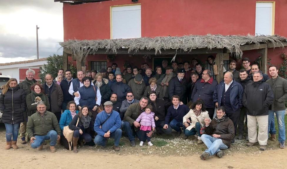 Visita a la ganadería Los Lastrones