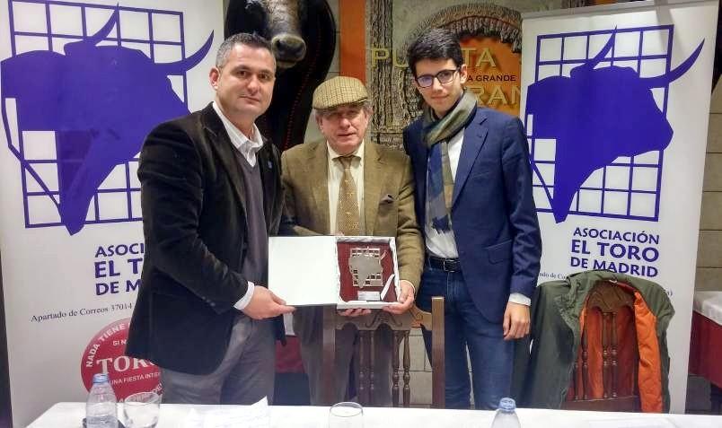 Tertulia con Ángel Javier Muñoz Becerra, ganadero de Guadajira