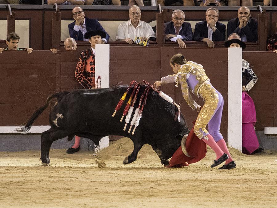 Don Simón no confunda Las Ventas, con el Mercado de San Miguel