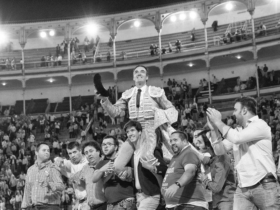 El Cid Torero de Madrid, GRACIAS