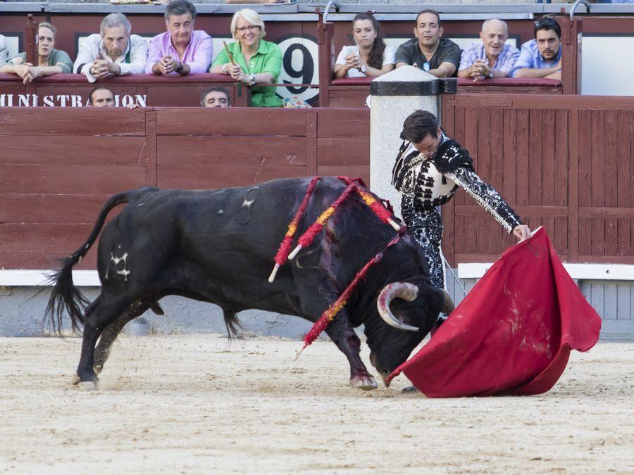 Juan Ortega y el toreo eterno al natural