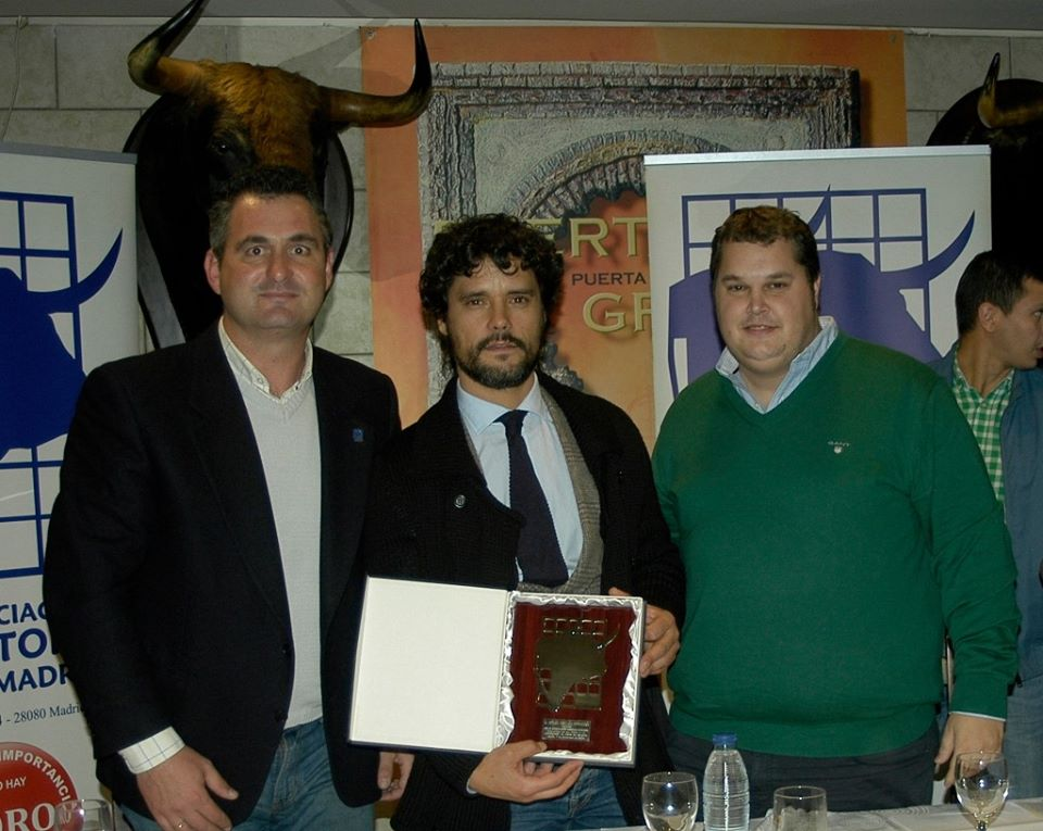 Tertulia con D. Miguel Abellán, Torero y Gerente del CAT