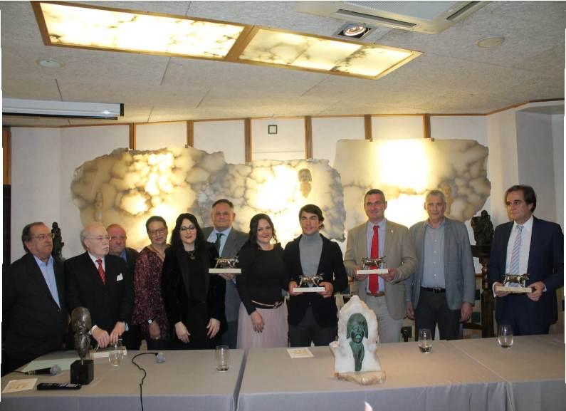 Entrega de Premios de la Peña Taurina Peñaflorense (Fotos)