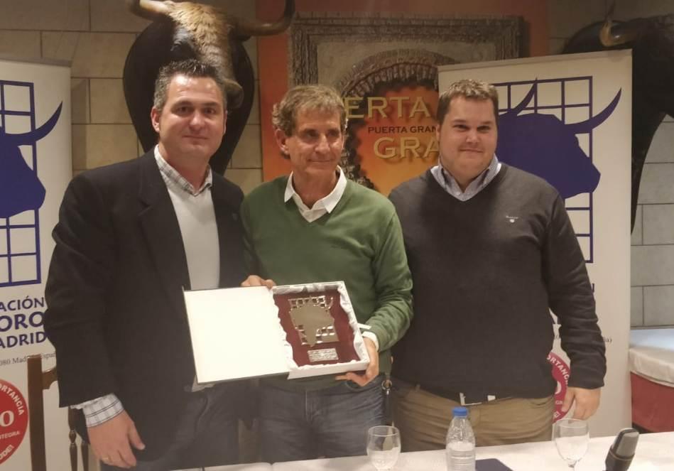 Tertulia con D. Juan Carlos Carreño, Veedor Plaza 1 - ADAC Céret