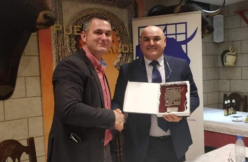 Tertulia con D. Víctor Oliver Rodríguez, presidente de Las Ventas