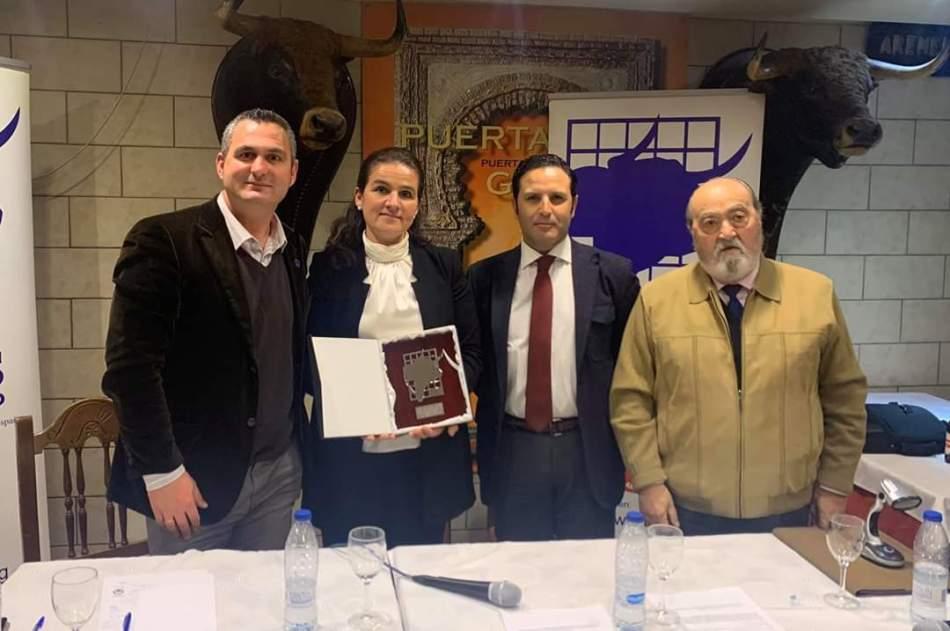 Tertulia con Dña. Mª José Sánchez Majeroni, Castillejo de Huebra