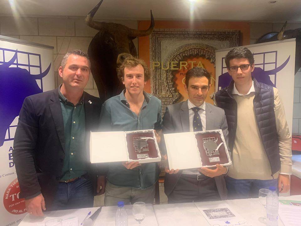 Tertulia con Sergio Serrano y Román Collado, Matadores de toros