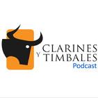 Nuestro socio Carlos Rodríguez Villa Rey en Clarines y Timbales
