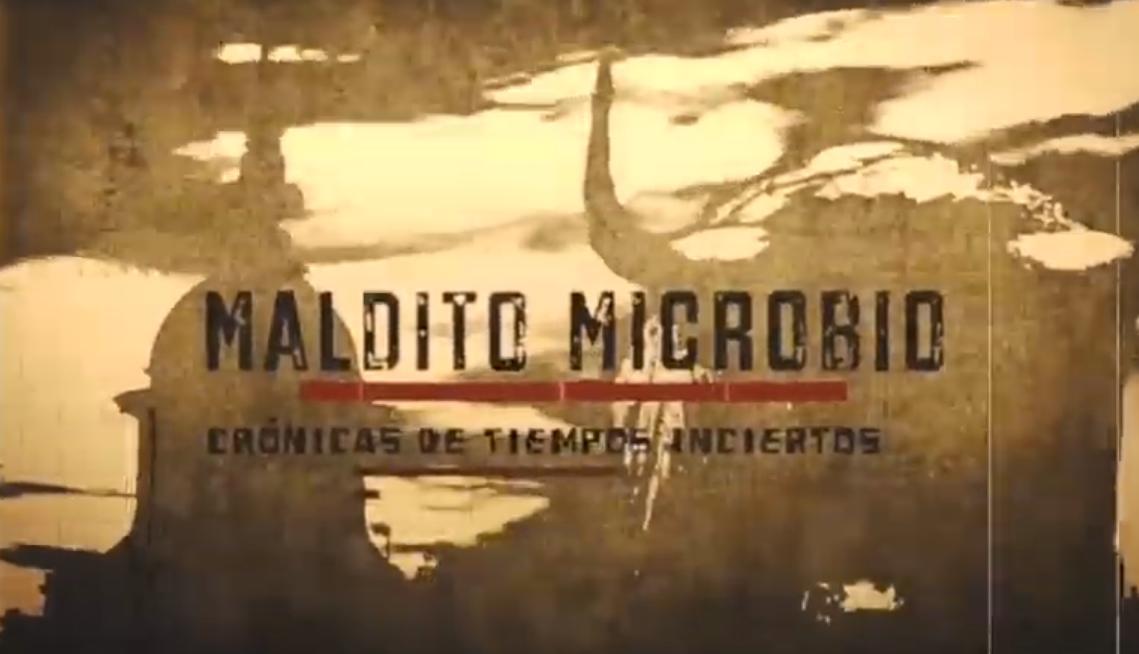Nuestro socio Javier Arizmendi en Maldito Microbio