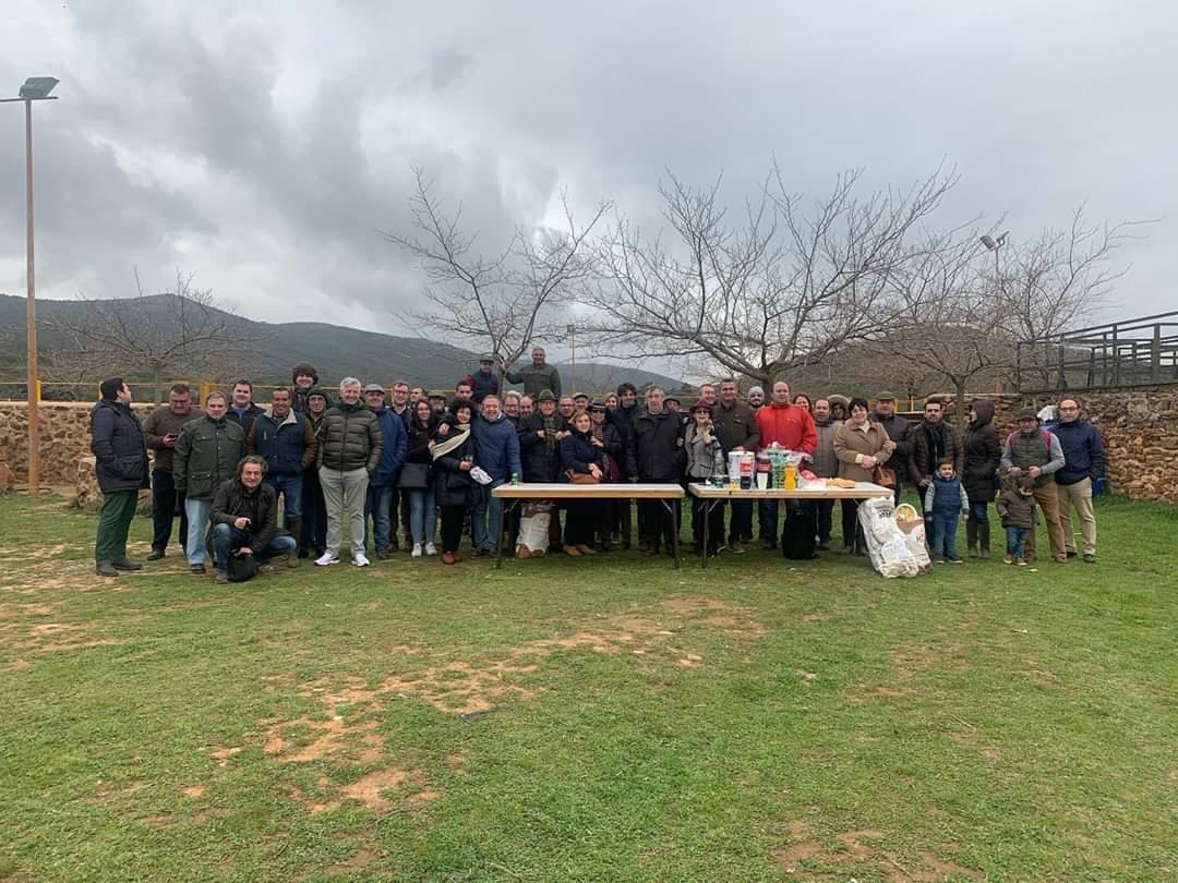 Visita a la ganadería El Montecillo