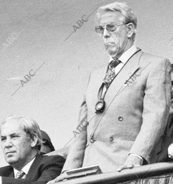 Fallece D. Luis Espada, presidente de Las Ventas 1986-1997. DEP