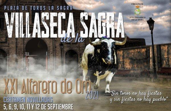 Fotos XXI Alfarero de Oro 2021 - Villaseca de la Sagra.